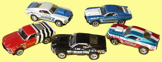 Road Race Replicas Slot Car Center