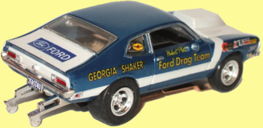 Road Race Replicas H O Slot Cars